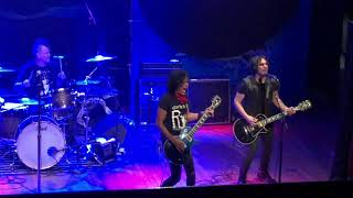 """The BulletBoys Perform """"The Bitch Is Back"""" at House of Blues in Cleveland on 10/22/18"""