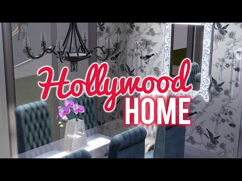 The Sims 3 — Let's Decorate a Hollywood Home — Part 3