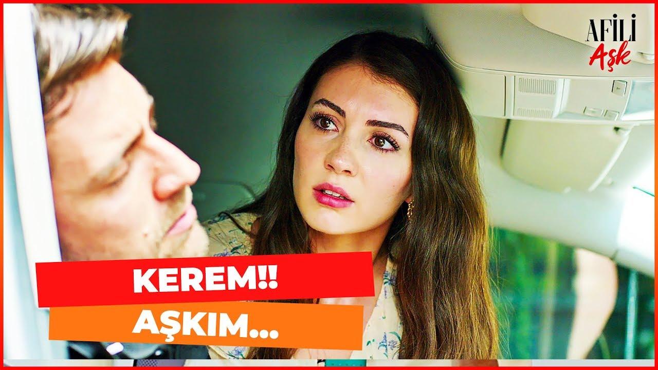 Ayşe ve Kerem KAZA Yaptı! - Afili Aşk 10. Bölüm (FİNAL SAHNESİ)