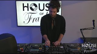 DJ Angelo live from House of Frankie HQ in Milan