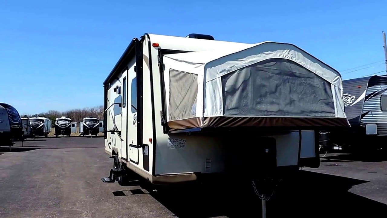 New 25 2017 Rockwood Roo 233s 1 Slide Out 3 Pop Outs