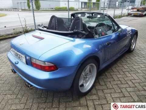 BMW Z3M ROADSTER 32L 321HP CABRIO 021999 BLUE 72261MILES RHD