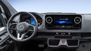 New Mercedes Benz Sprinter - Interior
