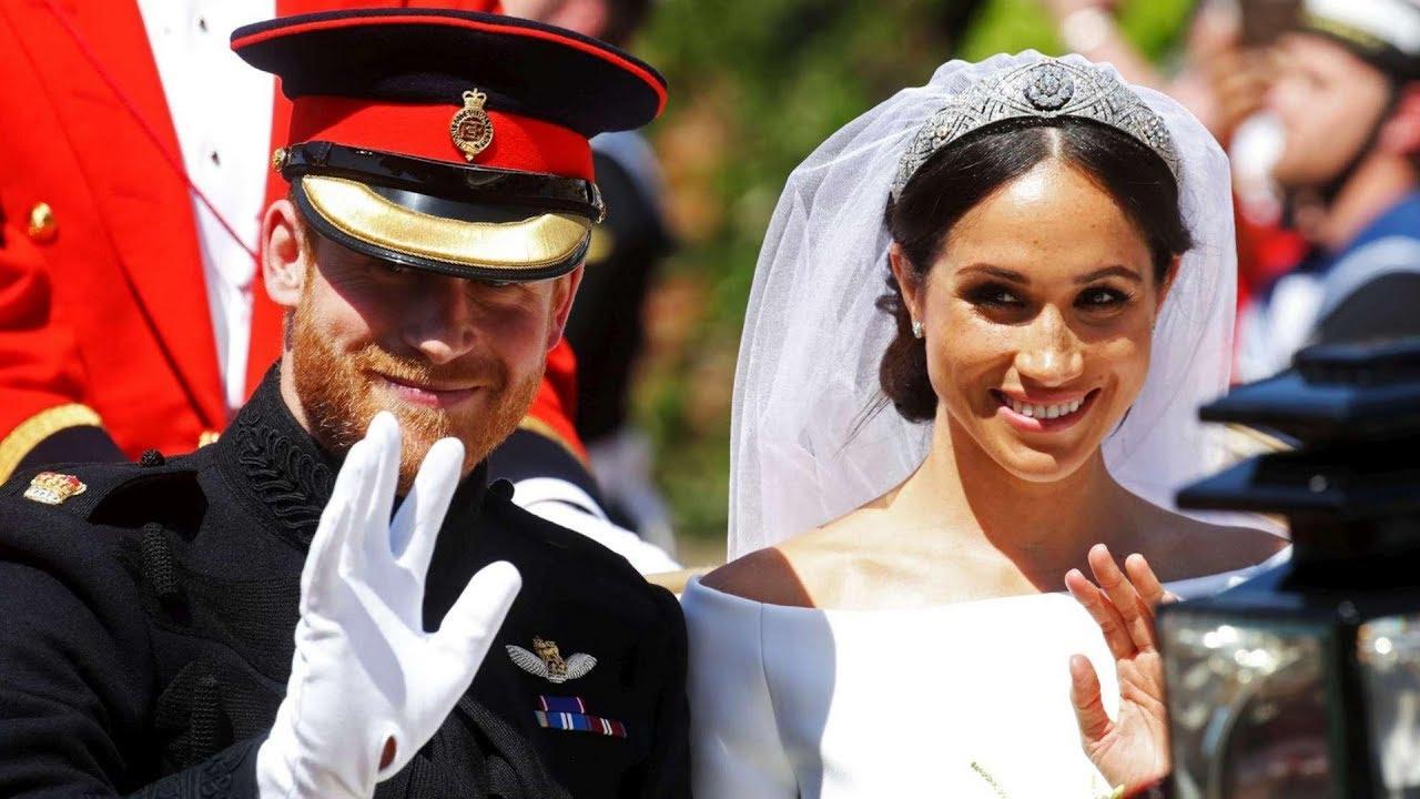 Matrimonio Meghan E Harry : Matrimonio reale il principe harry e meghan sposi youtube