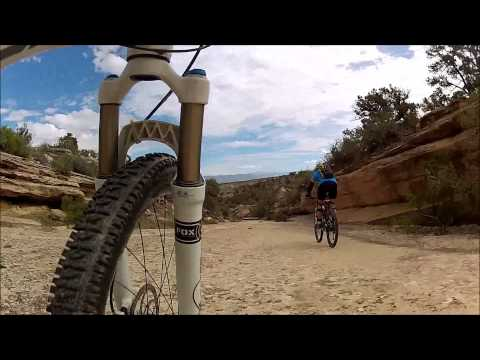 Lunch Loops Mountain Bike Trail in Grand Junction ...