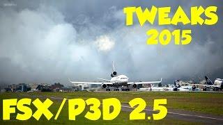 P3D Fps Tweaks