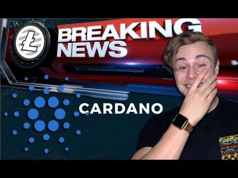 Litecoin IMPORTANT UPDATE!!!  (Cardano Analysis)