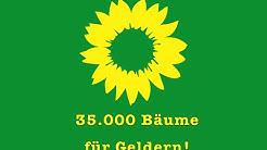 35000 Bäume für Geldern