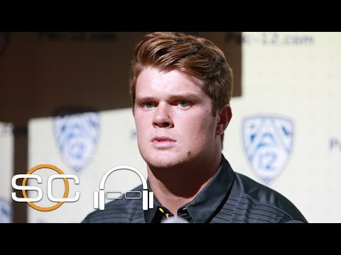 USC QB Sam Darnold Is Focused On Season, Not NFL Future | SC with SVP | ESPN