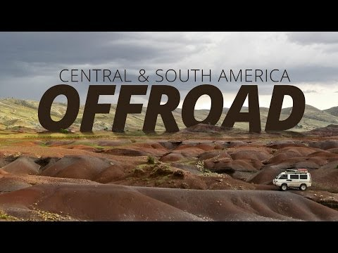 Central & South America — Off-Road
