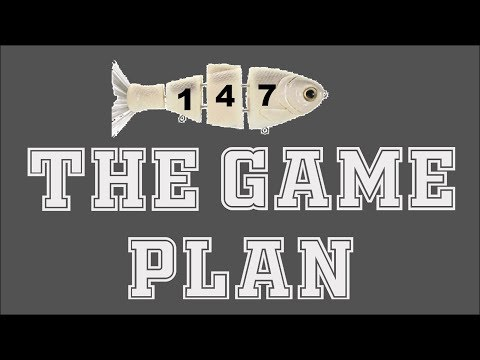 The Game Plan - How To Punch Grass For BASS, Bullshads, And Painting The House