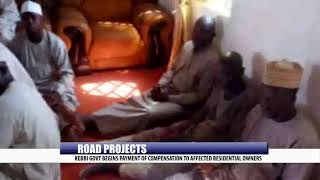 ROAD PROJECTS: KEBBI GOVT BEGINS PAYMENT OF COMPENSATION TO AFFECTED RESIDENTIAL OWNERS