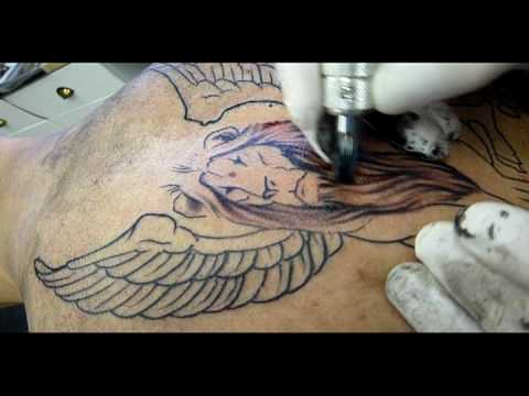 Tattoo Lion With Wings 2018