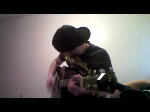 Brantley Gilbert Back in the day. Cover By Austin Waters