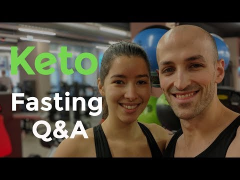 Keto And Fasting Q&A - 72h Fasting, Not Doing Keto Only For Weight-Loss, Low Ketones