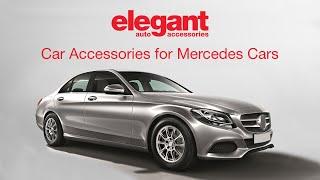 Mercedes Car Accessories | Mercedes Benz Accessories | Mercedes Floor Mats | Mercedes Luxury Mats