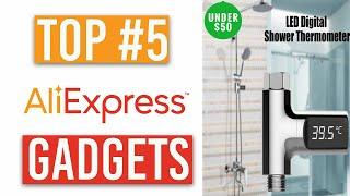 🔴 ShopFlix | Top 5 Best AliExpress Gadgets UNDER $50 For 2019