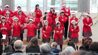 クリスマスチャリティーコンサート とりぎん文化会館①