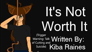 It's Not Worth It (Trigger Warning: Talk of Suicide and Cutting)(Girlfriend Roleplay)(ASMR)(Worried)