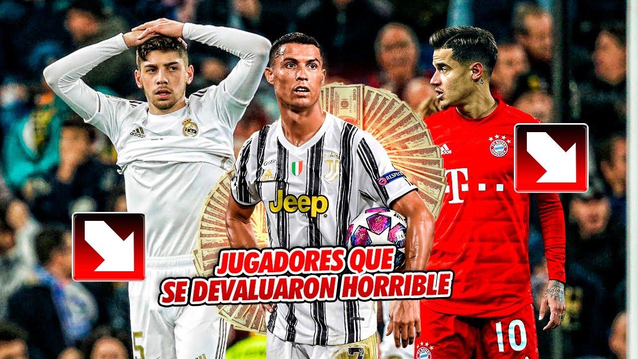 Los 5 jugadores que se DEVALUARON HORRIBLE esta temporada