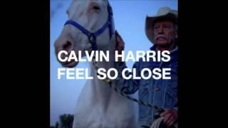 Feel So Close - Calvin Harris (OFFICIAL AUDIO)