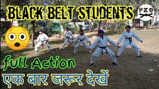 Black Belt kata at Faridabad gurugram | Seiyonchin Kata goju Ryu | taiyuku gedan Kata goju Ryu
