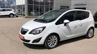 Купить Опель Мерива (Opel Meriva) 2012 г. с пробегом бу в Саратове. Элвис Trade-in центр