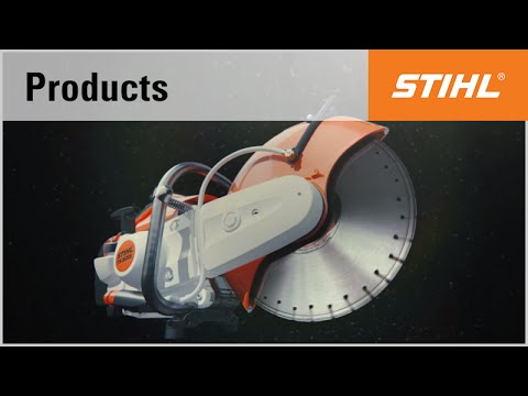 Бензорез Stihl TS-500i