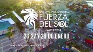 Carnaval con la Fuerza del Sol, 2018