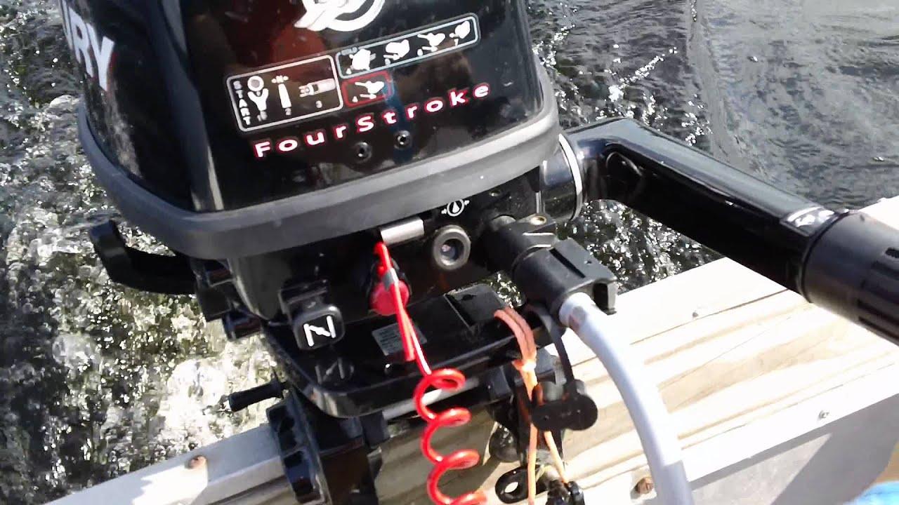 Mercury 6hp Outboard Funnydog Tv
