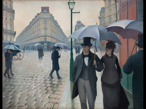 Art This Week-At the Kimbell Art Museum-Gustave Caillebotte: The Painter's Eye