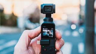 DJI OSMO POCKET Review — Game Changing Camera!