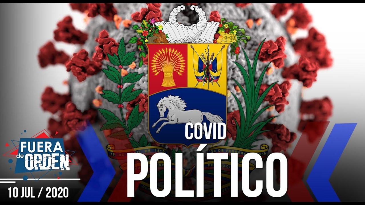 EL COVID POLÍTICO   Fuera de Orden   Daniel Lara Farías   FACTORES DE PODER   2 de 2