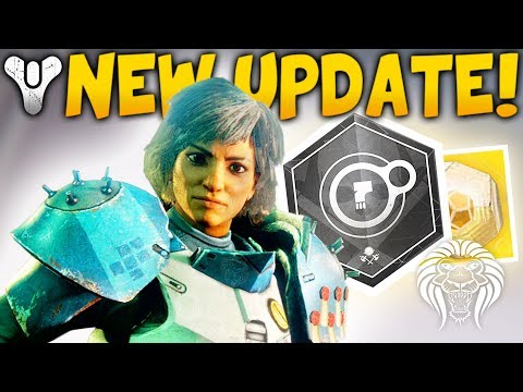 Destiny 2: NEW UPDATE & SPECIAL LOOT! Faction Rally Winner, Easy 305 Rewards, Fixed Engrams