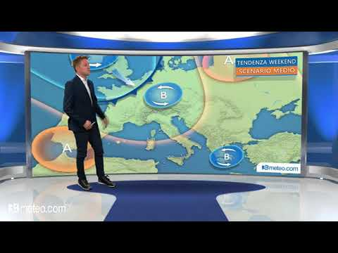 Weekend Italia: ultimi aggiornamenti meteo