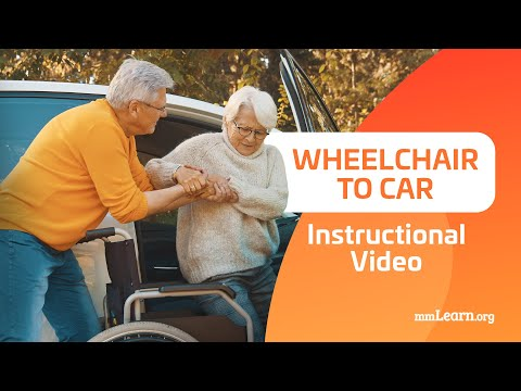 Wheelchair to Car Instructional Video