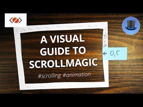A Visual Guide To ScrollMagic
