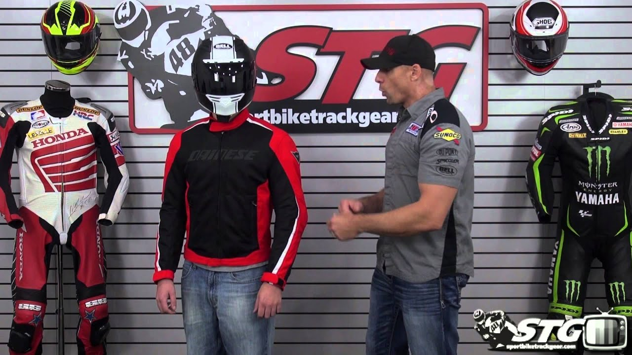 Dainese Hydra Flux D Dry Jacket Review From