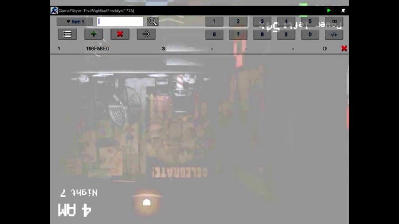 Five Nights at Freddy's IOS Cheat