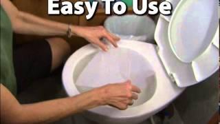 Happy Bowl RV/Marine Toilet Bowl Liners