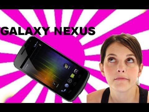 Samsung Galaxy Nexus Google Phone #Videorama