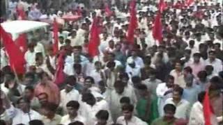 Sindh Azadi Pai Ghure Inqlabi Song By Gulsher Tewno.JSQM