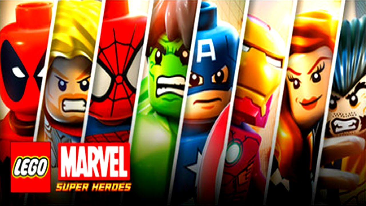 marvel lego episode 5