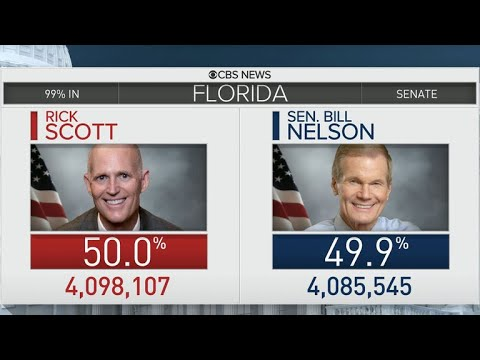 At least one county misses Florida recount deadline
