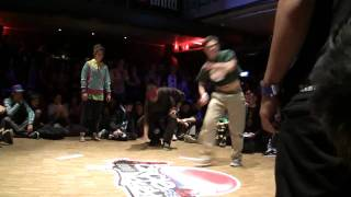 Los Caballeros Crew (Return2Burn) vs. Vienna // PEPSI CIRCLE INDUSTRY 2010