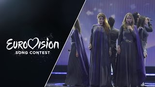 Genealogy - Face The Shadow (Armenia) - LIVE at Eurovision 2015: Semi-Final 1
