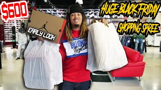 HUGE BLACK FRIDAY SHOPPING SPREE !!! THESE HAVEN