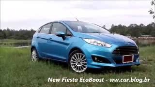 Nova geração do Fiesta será mais larga