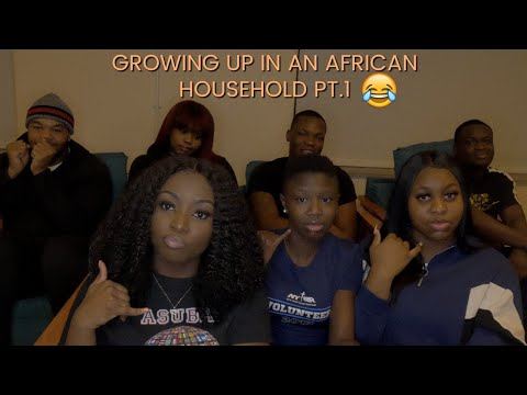 Growing Up In An African Household PT. 1😂   NYC EDITION