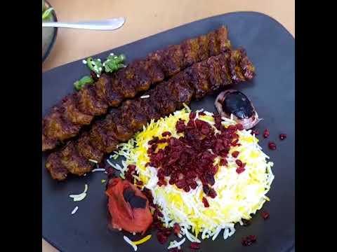 Luimarco Eats Persian Food